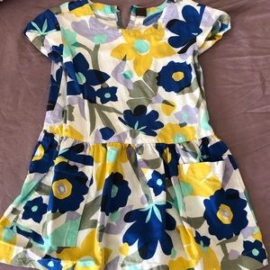 Tea collection size 4 dress for girls